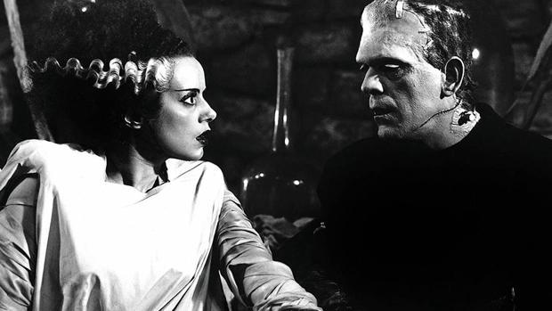 Fotograma de «La novia de Frankenstein» (1935)