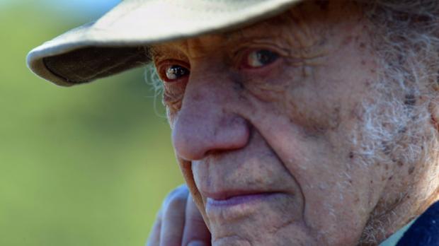 El poeta chileno Nicanor Parra