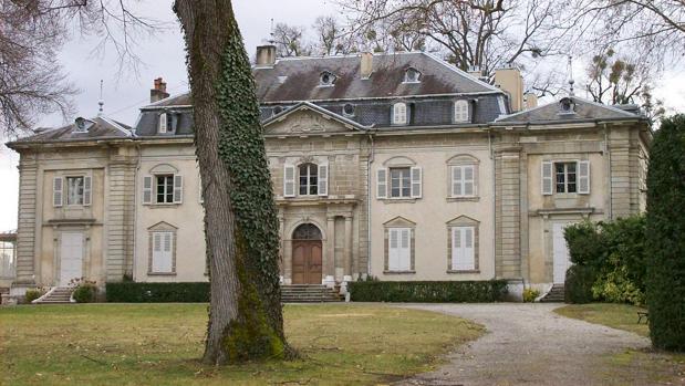 El castillo de Ferney donde Voltaire escribió «Tratado sobre la tolerancia»
