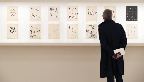 El Guggenheim expondrá la obra de Michaux hasta el próximo mayo