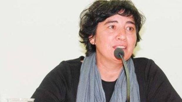 Amalia Iglesias, editora de «Sombras di-versas»