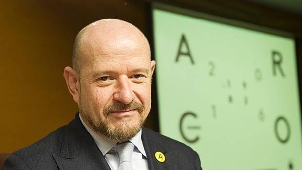 El director de Arcomadrid, Carlos Urroz