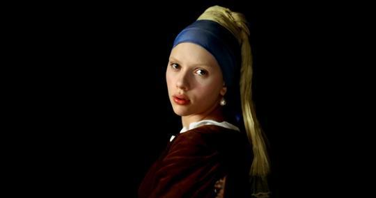 Scarlett Johansson, en la piel de la joven de la perla