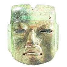 Máscara Olmeca, México. 800 a.C.