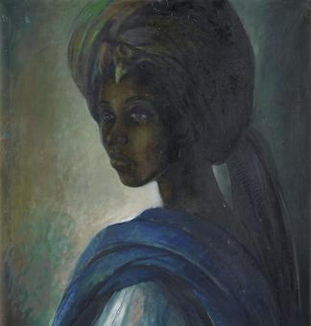La Mona Lisa Africana