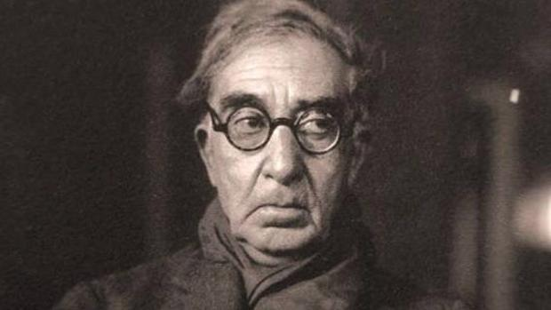 El poeta griego Constantino Cavafis (1863--1933)