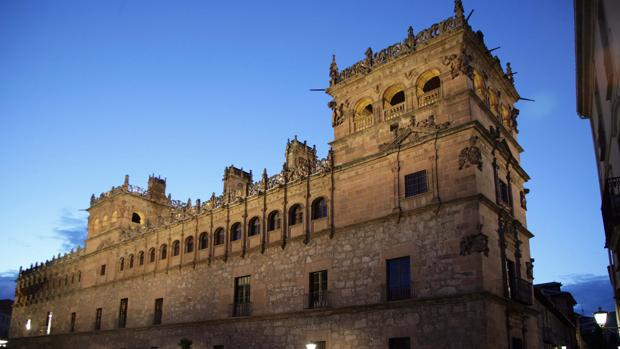 Palacio de Monterrey en Salamanca