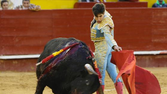 Álvaro Lorenzo, con el quinto