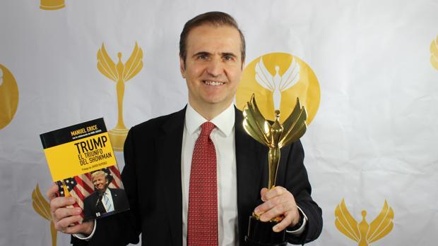 El corresponsal en Washington de ABC, Manuel Erice