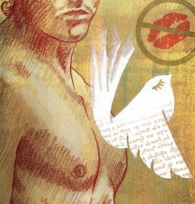 La poesía es aire fresco en tiempos de números y dinero plástico