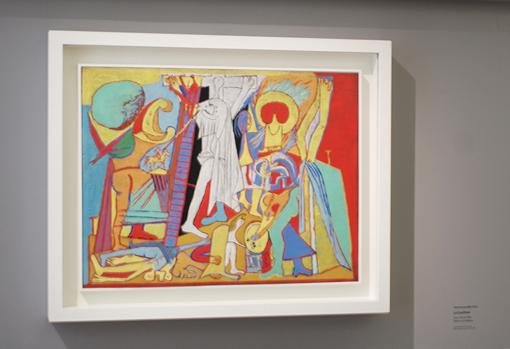 «Crucifixión», de Picasso, presente en la exposición