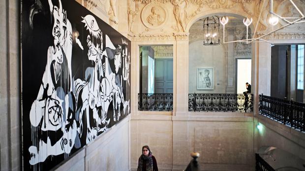 Museo Picasso Paris.El Museo Picasso De Paris Se Rinde Al Guernica