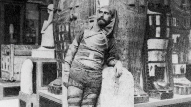 El amor por Egipto y las momias, una pasión que desató Napoleón
