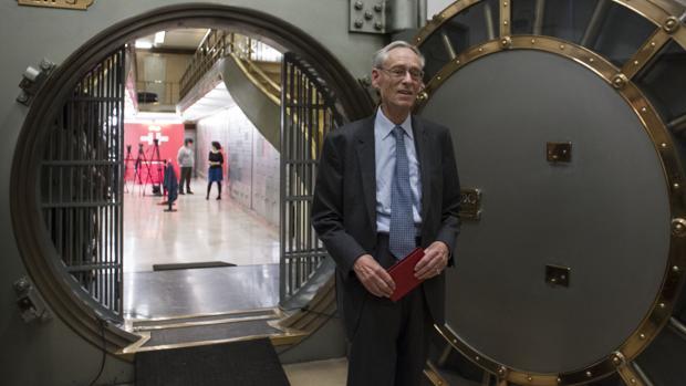 John Elliot, el pasado octubre, en el Instituto Cervantes