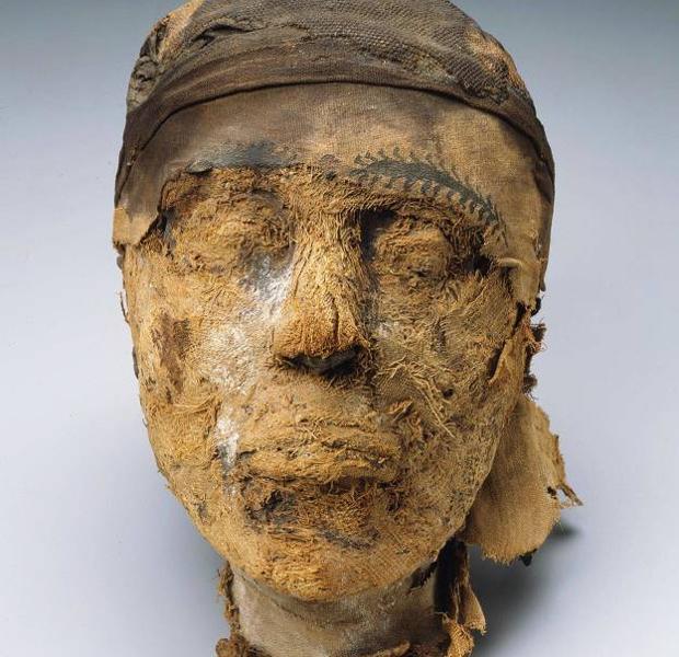 La cabeza de la momia de hace 4.000 años que acaba de ser identificada