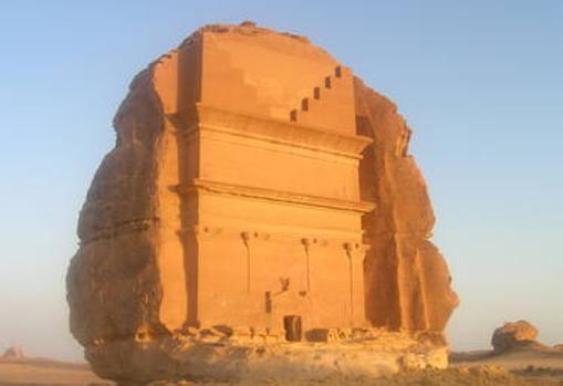 Yacimiento arqueológico de Mada'in Saleh