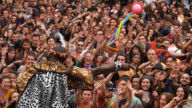 Los ritmos africanos volverán a tener mucha presencia en el Womad de Cáceres
