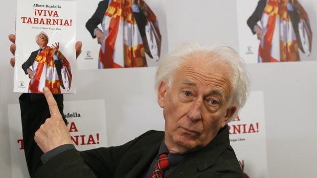 Albert Boadella muestra su nuevo libro, «¡Viva Tabarnia!»
