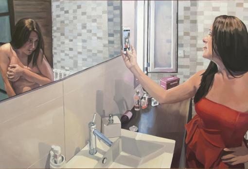 Detalle de «Selfie»