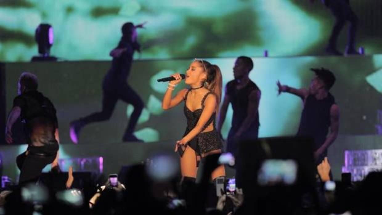 Así suena la nueva canción de Ariana Grande