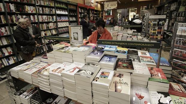 Las librerías son el establecimiento preferido por el 75% de los lectores