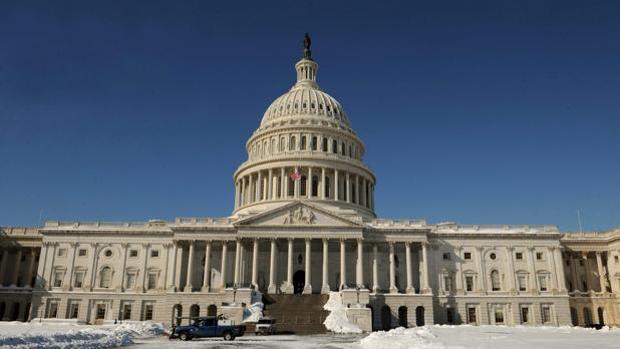 Edificio del Capitolio en Washington