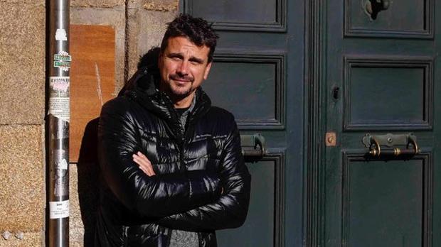 El escritor Pedro Ramos