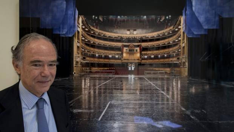 El Teatro Real aplaza la cena de celebración de su bicentenario