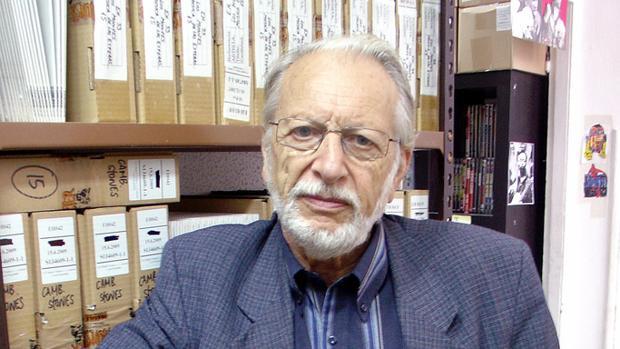 El productor Alain Milhaud