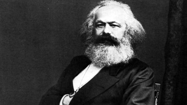 Retrato de Marx de 1875