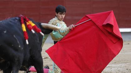 Feliz debut de Pablo Mora y Francisco de Manuel en Las Ventas