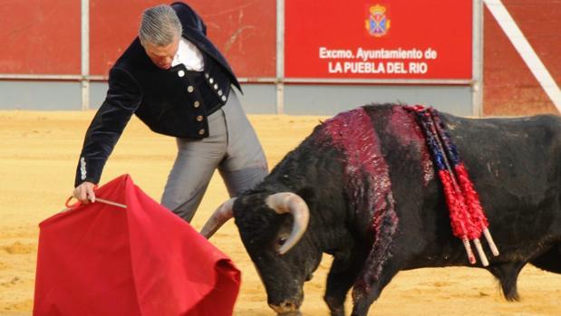Juan Antonio Ruiz «Espartaco», en una imagen de archivo
