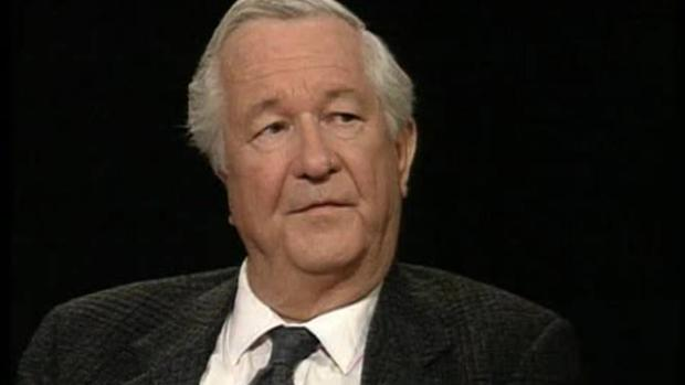 El escritor norteamericano William Styron (1925-2006)
