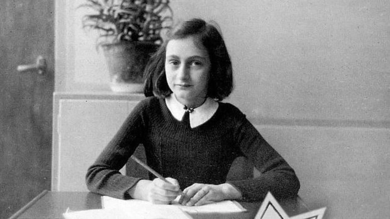 Al descubierto el interés de Anna Frank por el sexo en dos páginas inéditas de su diario