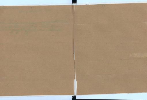Las páginas ocultas bajo papel de estraza