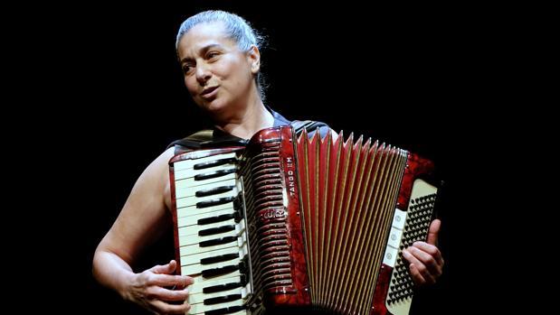 Ester Bellver, en «Réquiem»