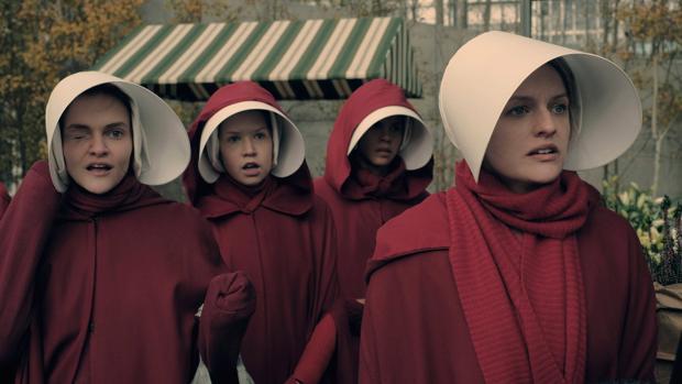 Imagen de la serie «El cuento de la criada»