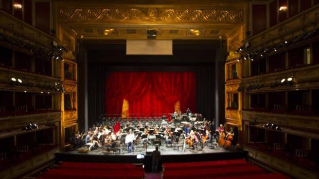 El Teatro de la Zarzuela