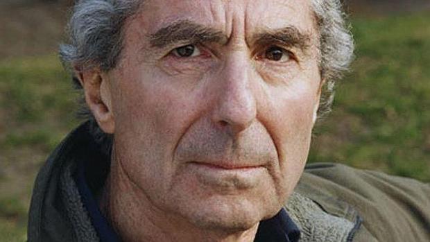El escritor Philip Roth
