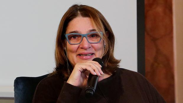Mariana Garcés, ministra de Cultura de Colombia