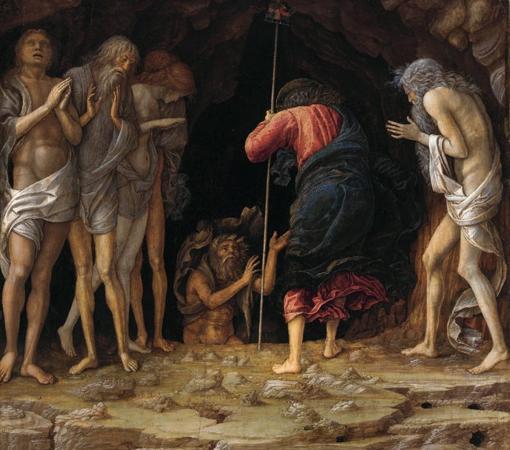 «Descenso de Cristo al limbo»