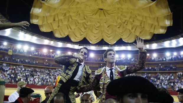 El triunfo de Padilla y Ginés en la pasada feria del Pilar
