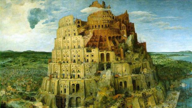 «La torre de Babel»