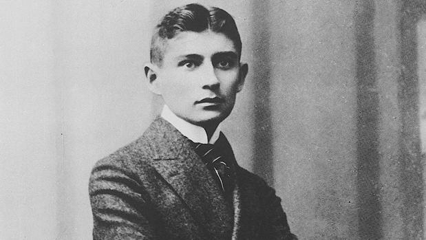 Franz Kafka en 1906