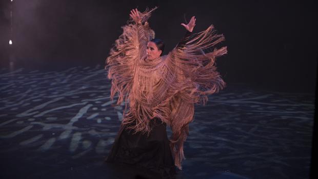 Eva Yerbabuena, en «Apariencias»
