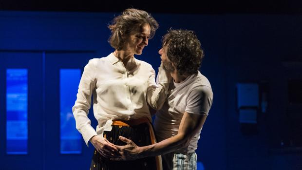 Camille Cayol y Christophe Grégoire, en «Pericles»