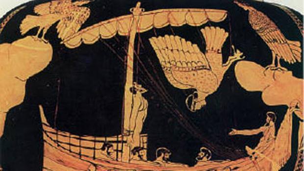Imagen que recrea un momento de «La Odisea»