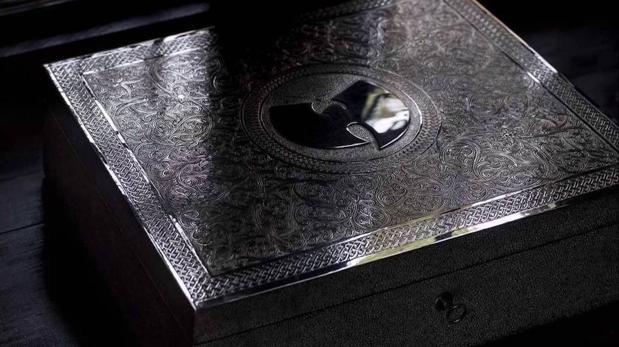 El cofre que guarda el elepé de vinilo más caro del mundo, del que sólo existe una copia