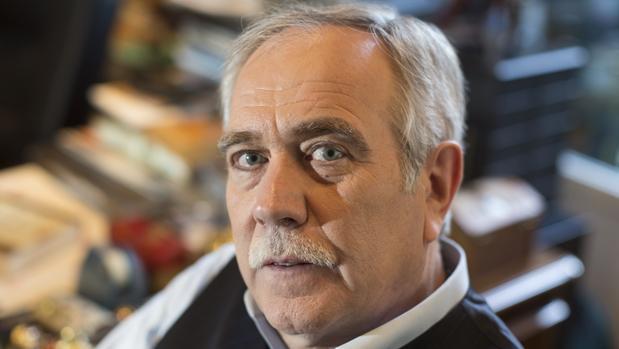 El autor Antonio Pérez Henares