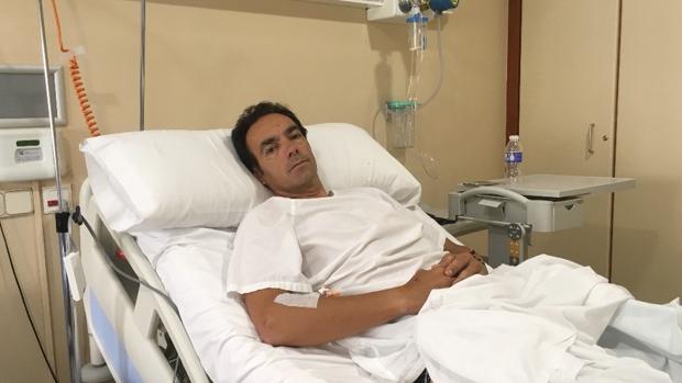 El. Cid, en el hospital San Francisco de Asís